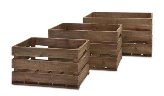 3+Piece+Ainsley+Wood+Crate+Set