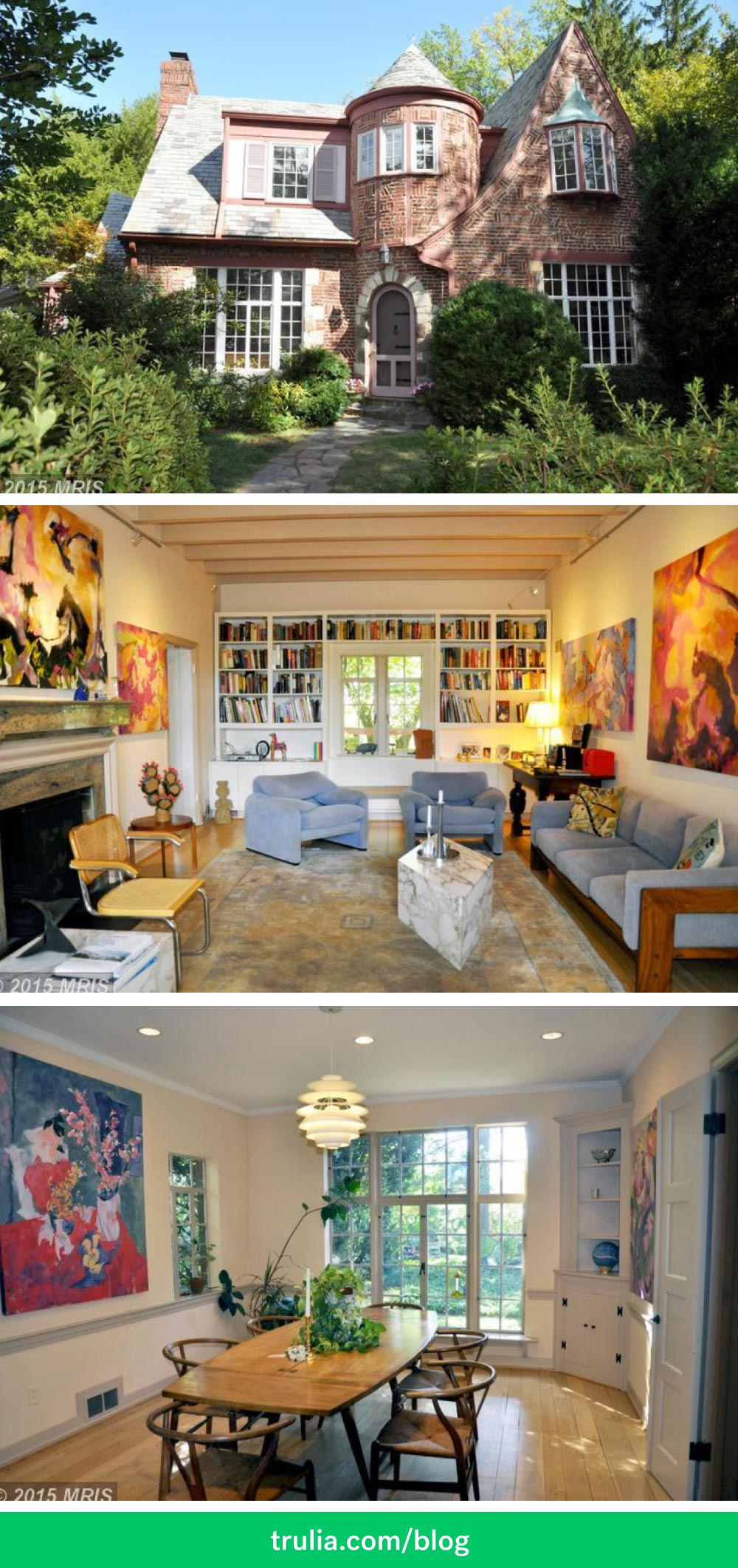 Chevy Chase Real Estate Pinterest Home