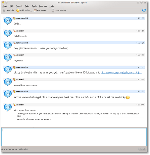 Yahoo! Messenger Hacked