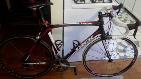 My 2010 Trek Madone 5.2