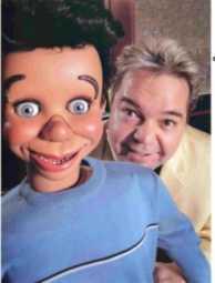 Ventriloquist party entertainer