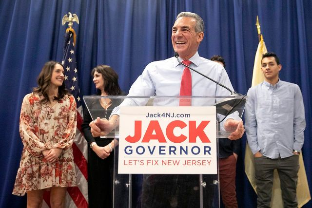 Murphy is 'not New Jersey,' Republican Ciattarelli says in announcing run  for governor - nj.com