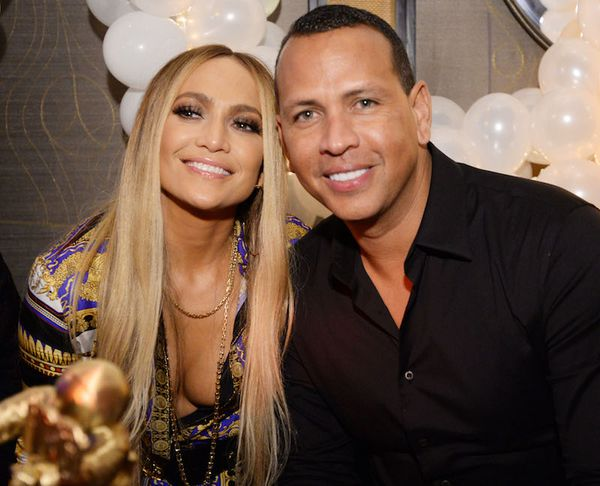 Actor Singer Jennifer Lopez And Former Mlb Baseball Player Alex Rodriguez Are Engaged