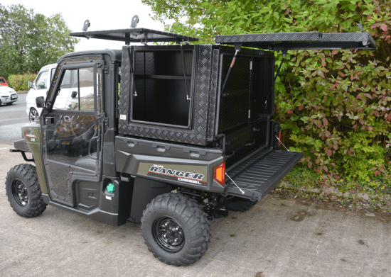 Polaris Gun Dog Transporter And Drawers Drawers