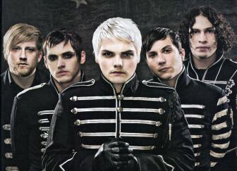 My Chemical Romance, circa 2006.