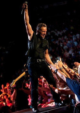 Bruce Springsteen has released two albums today. One, his fans have known about for a while. The other one, though, is a surprise.
