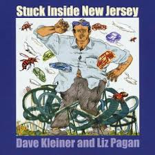 "The cover of the album ""Stuck Inside New Jersey,"" by Dave Kleiner and Liz Pagan."