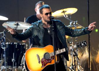 Eric Church will perform at the Prudential Center in Newark May 2, with tickets going on sale Friday at 10 a.m.