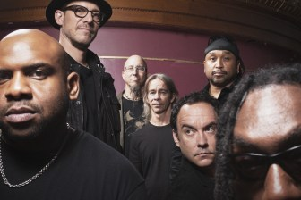 The Dave Matthews Band will perform in Holmdel and Camden this summer.