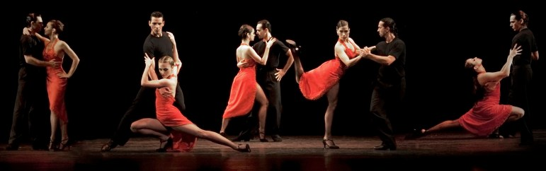 Tango Buenos Aires has shows