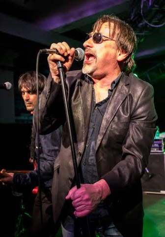 Southside Johnny performed Bruce Springsteen songs at the Stone Pony, Saturday night.