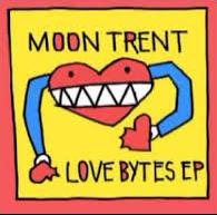 "The cover of Moon Trent's ""Love Bytes"" EP."