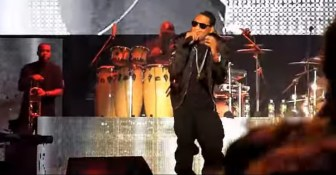Jay-Z at the All Points West festival in Jersey City in 2009.