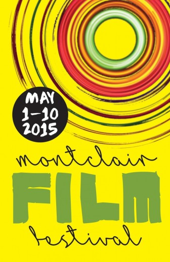 The logo for the Montclair Film Festival, which ends today.