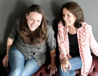 Lucy Wainwright Roche, left, and Suzzy Roche will perform at the Acoustic Cafe in Park Ridge on Oct. 24.