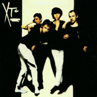 "The cover of XTC's 1978 album, ""White Music."""