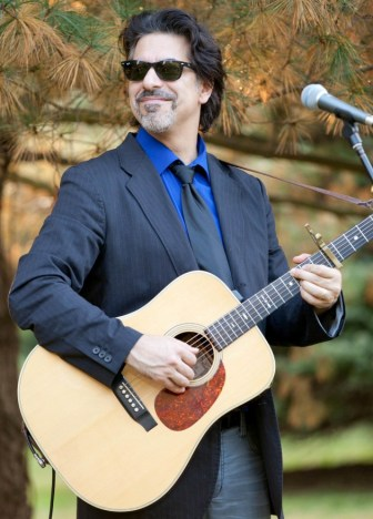 """Gregg Cagno sings about his hometown in """"Clinton Times."""""""