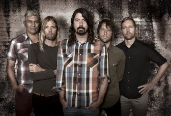 Foo Fighters perform at the Susquehanna Bank Center in Camden, tonight and July 13.