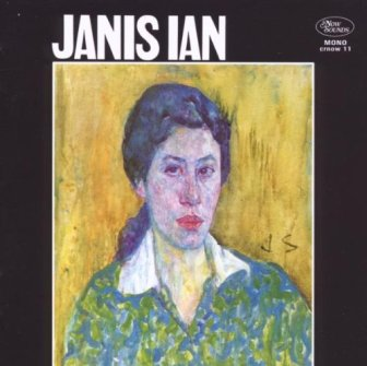 """The cover of Janis Ian's self-titled 1967 debut album, which included """"Society's Child."""""""
