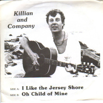 "The cover of Robert Killian's ""I Like the Jersey Shore"" single."