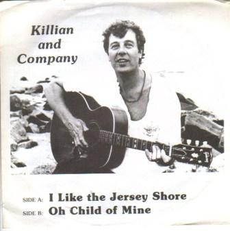 "The cover of Robert Killian's ""I Like the Jersey Shore"" single."