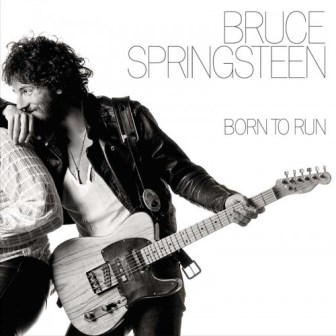 The cover of Bruce Springsteen's 'Born to Run' album, released on Aug. 25, 1975.