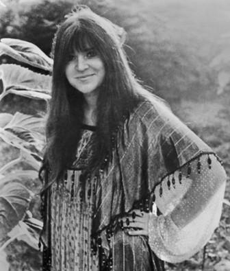 Melanie, in a vintage publicity photo.