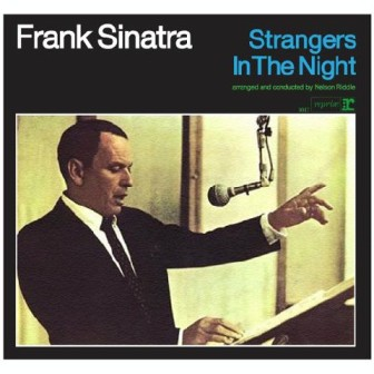 """Frank Sinatra's 1966 album """"Strangers in the Night"""" included his version of """"Summer Wind."""""""