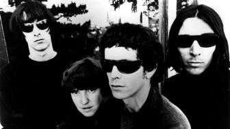 The Velvet Underground (from left, Sterling Morrison, Maureen Tucker, Lou Reed and John Cale).