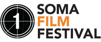 The logo of the SOMA Film Festival.