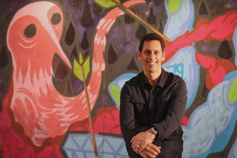 Former School of Rock CEO Matt Ross has founded the One River School in Englewood.