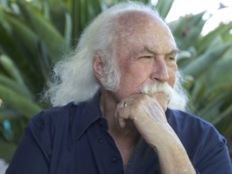 David Crosby will perform at the South Orange Performing Arts Center on Aug. 18.