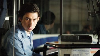 "Adam Driver stars in the film, ""Paterson."""