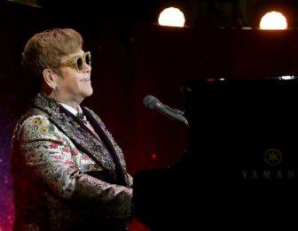 Elton John Newark