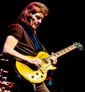 Steve Hackett interview 2020