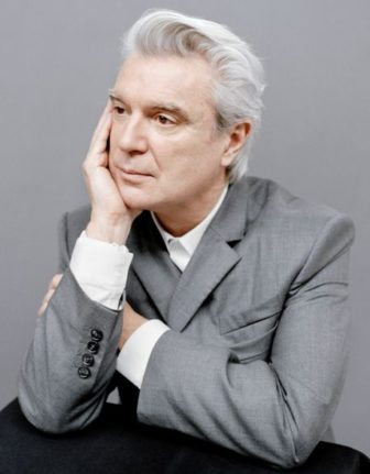 David Byrne Monmouth NJ