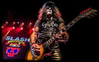 Slash at the Wellmont Theater (PHOTOS, VIDEOS, SETLIST) - NJArts