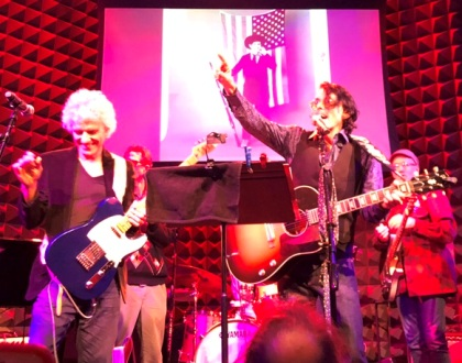 Richard Barone Joe's Pub review