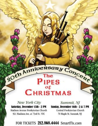Pipes of Christmas 2018