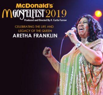 Aretha tribute gospelfest