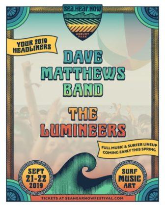 Sea.Hear.Now Matthews Lumineers