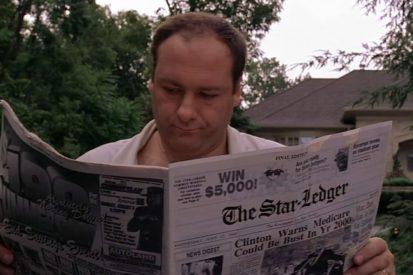 Sopranos anniversary