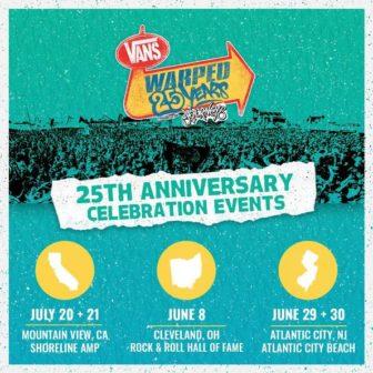 Warped 2019 NJ