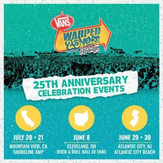 Warped 2019 NJ