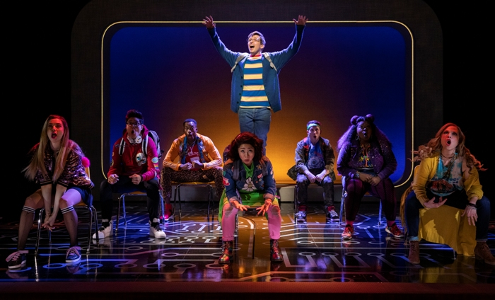 Be More Chill review Broadway