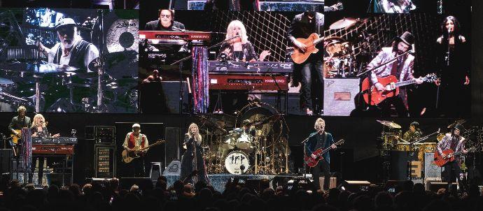 Fleetwood Mac review NJ