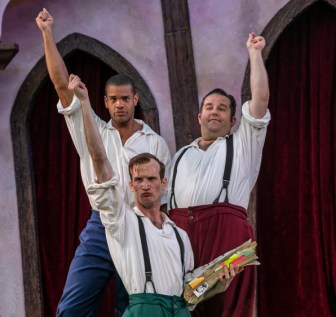 William Shakespeare's Long Lost First Play review