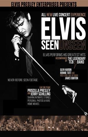Elvis tour NJ