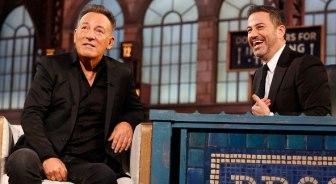 Springsteen Kimmel