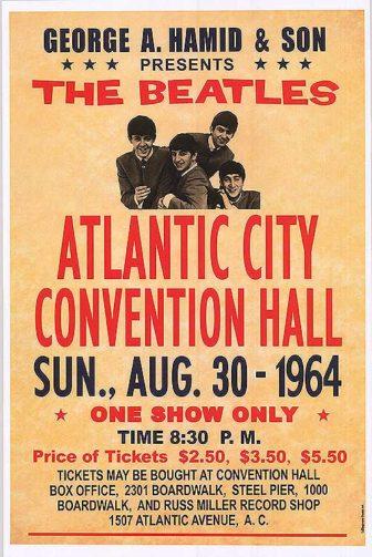 Beatles NJ concerts